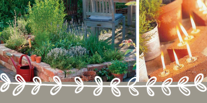Check out this list of ideas to repurpose old bricks, including vintage brick garden paths, entryways, flooring, and brick decor