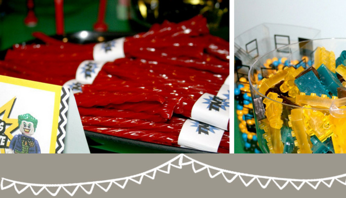 Check out my Lego Batman birthday party and get a free printable!