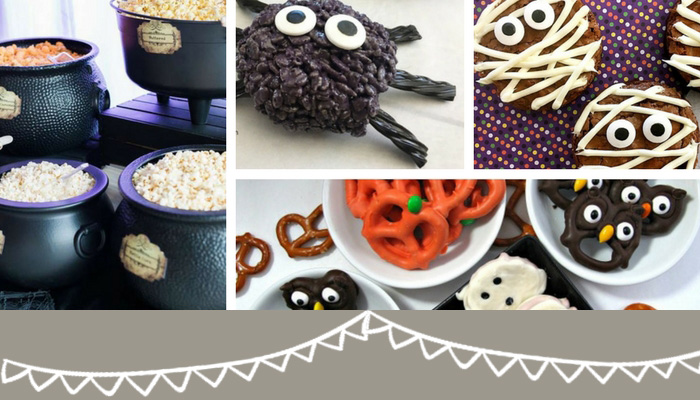 More than 55 family-friendly Halloween party ideas, including Halloween party food, Halloween party decorations, and Halloween party activities #Halloween #Halloweenparty