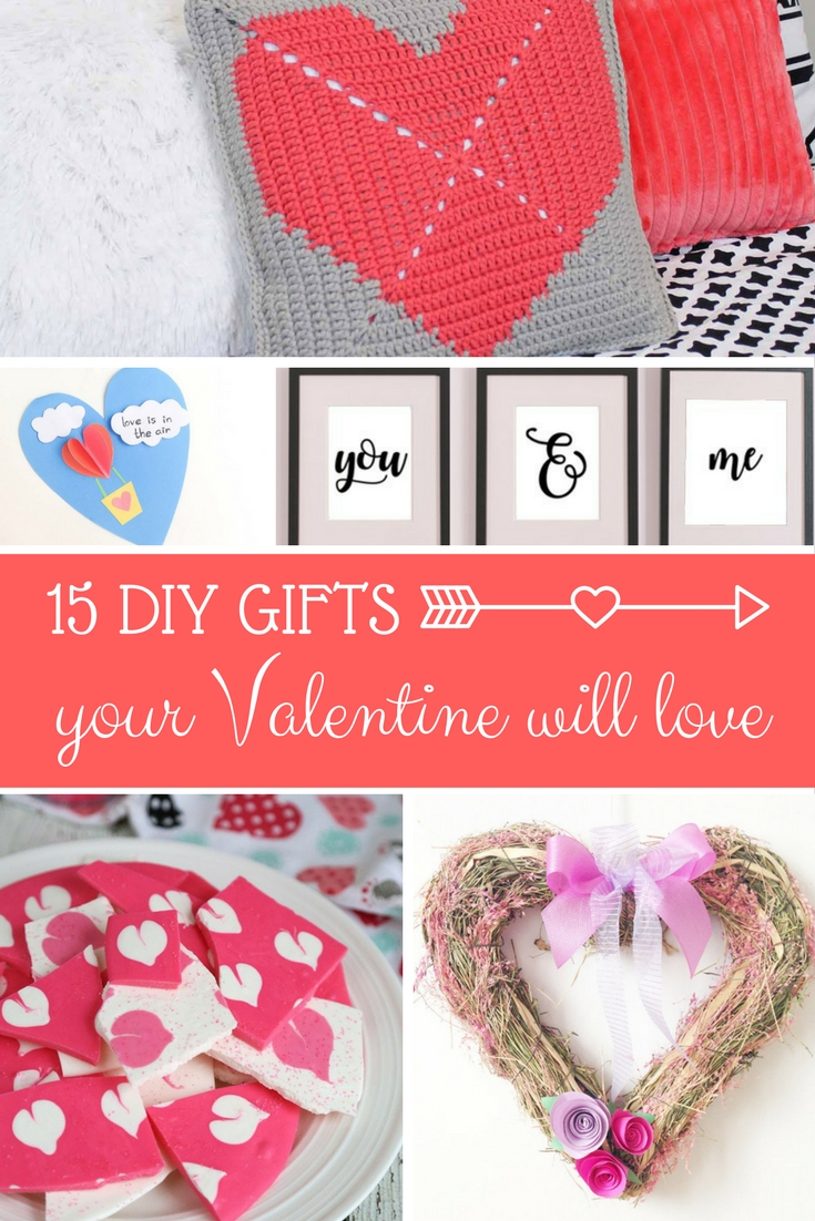 15 Diy Valentines Day Gift Ideas Your Love Will Adore Hunny I M Home