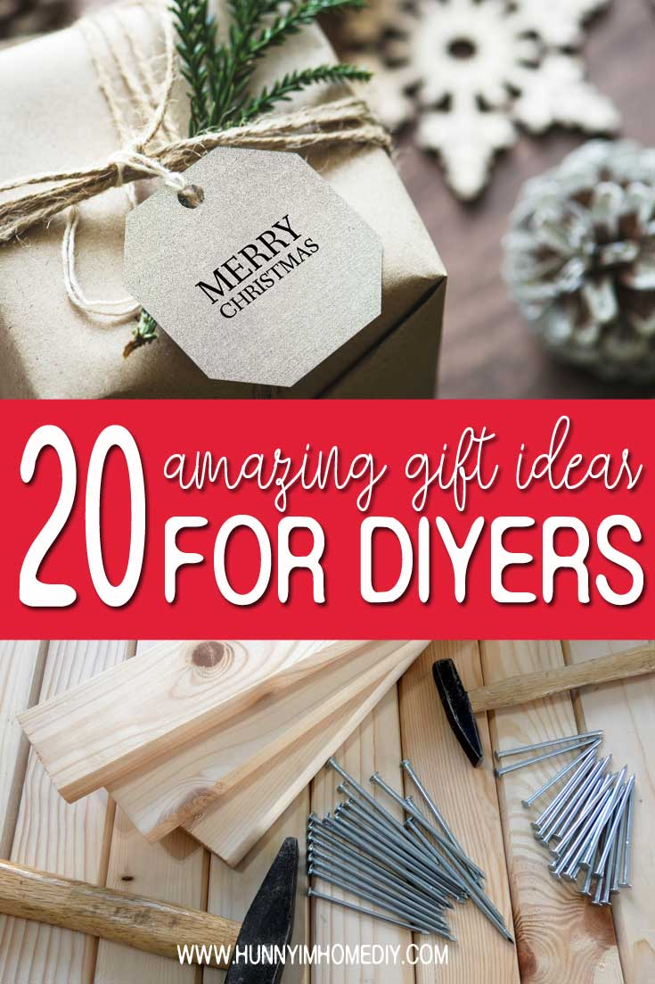 The Ultimate List Of Christmas Gifts For Diyers Hunny I M Home