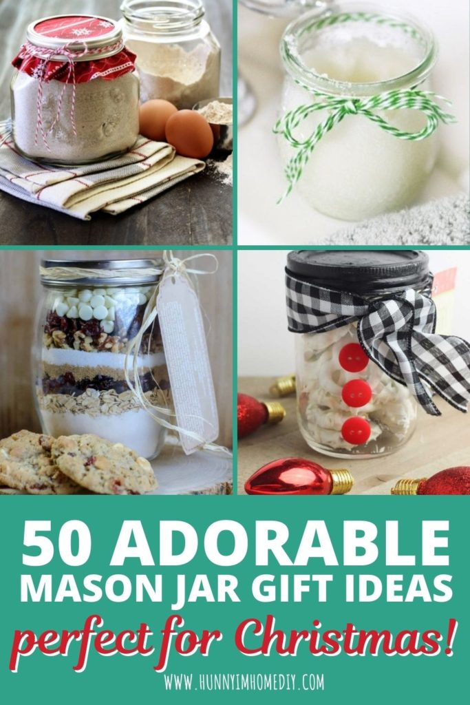 50 Of The Best Mason Jar Gifts To Give This Christmas